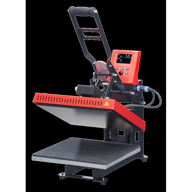Presse à chaud modulaire Secabo TC5 SMART 38cm x 38cm avec Bluetooth 100-109-005-15Secabo