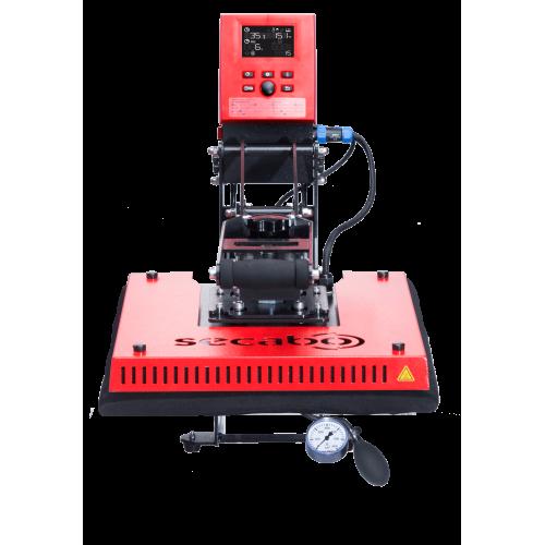 Presse à chaud modulaire Secabo TC7 SMART MEMBRANE 40cm x 50cm avec Bluetooth 100-109-007-15 Matériels