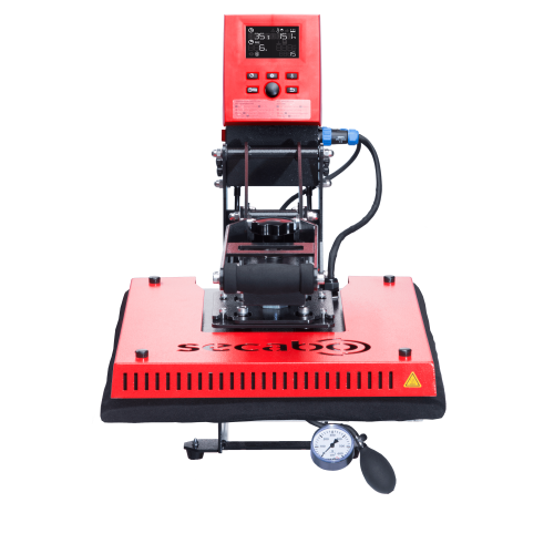 Presse à chaud modulaire Secabo TC7 SMART MEMBRANE 40cm x 50cm avec Bluetooth