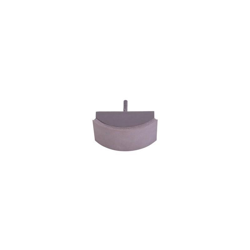 Plateaux inferieurs interchangeables pour la presse à casquette Secabo TCC, format 7,0cm x 16,5cm 100-109-012-50Secabo