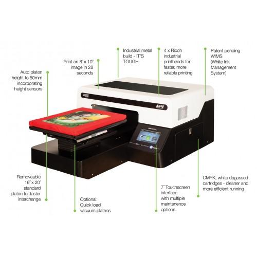 Imprimante DTG Ricoh Ri3000